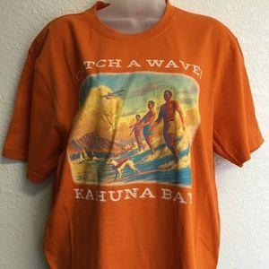 NWT Kahuna Bay men's Graphic T-Shirt. Medium
